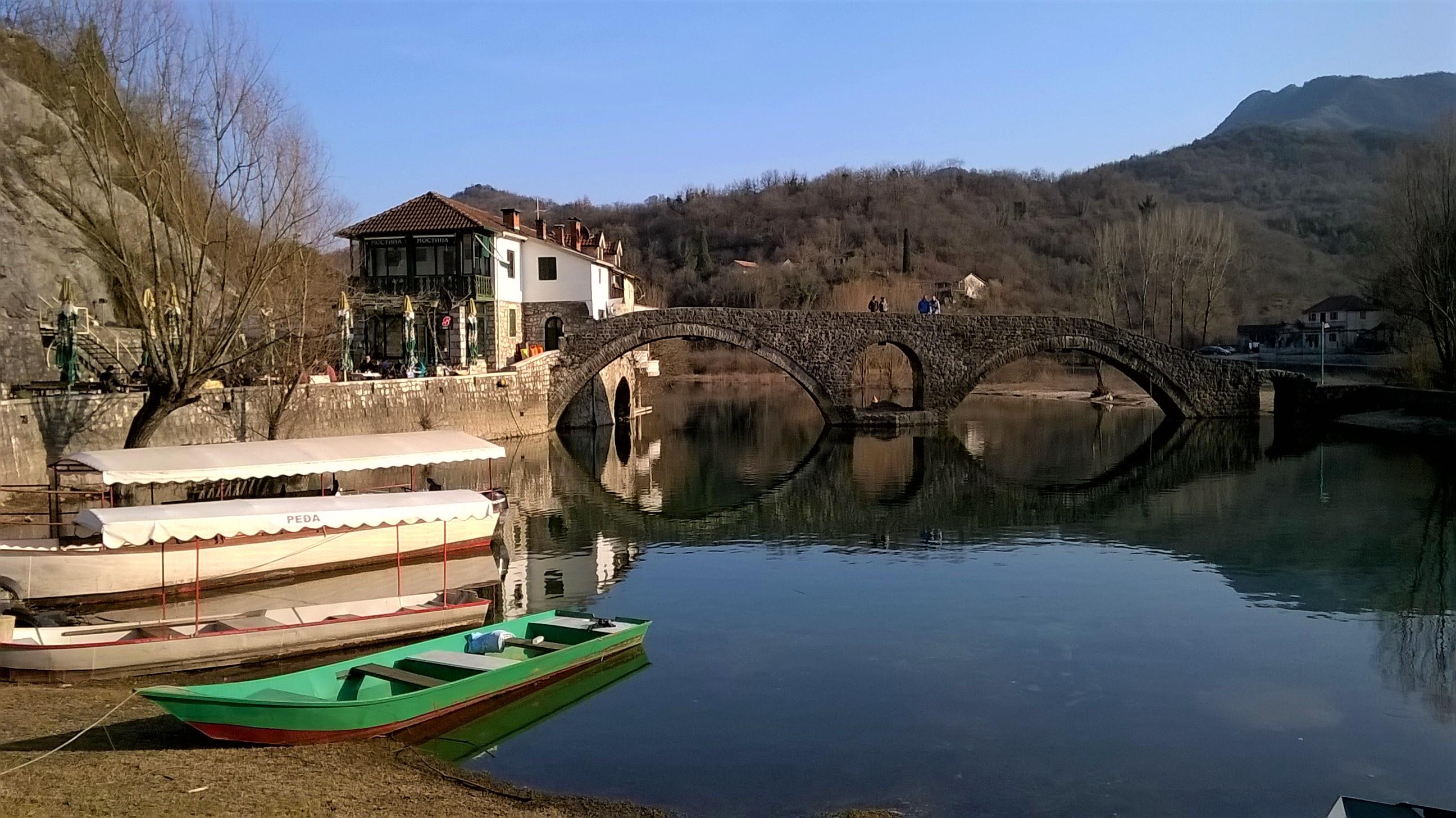 Rijeka Crnojevica; Photo: Nino M. Markovic